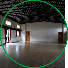 Trust Hall